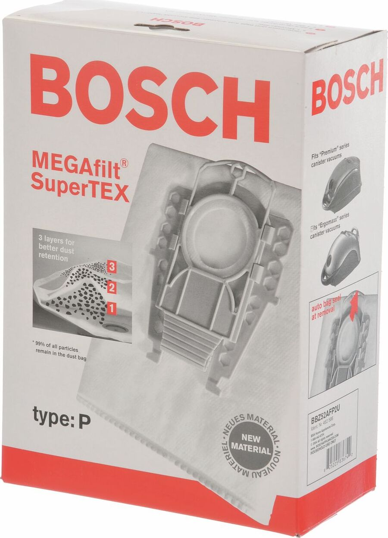 Мешок-пылесборник Bosch BBZ52AFP2U тип P, 00462586
