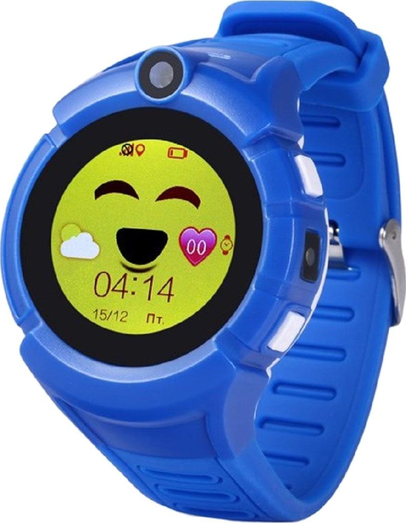 Детские GPS часы Nuobi Q360, Синий