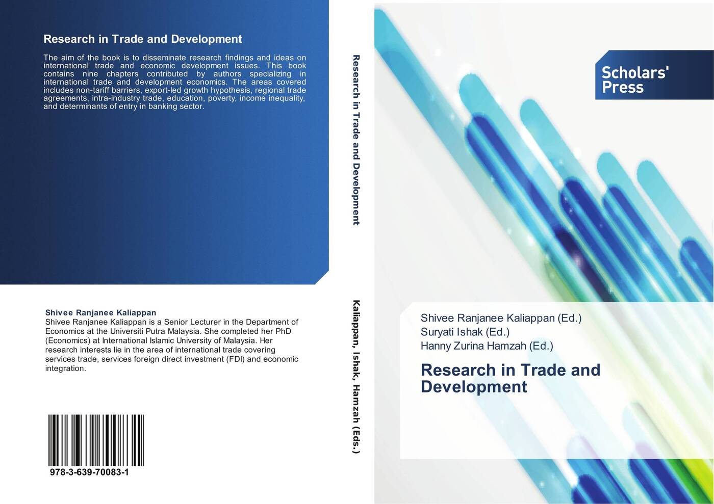 Shivee Ranjanee Kaliappan,Suryati Ishak and Hanny Zurina Hamzah Research in Trade and Development international trade and agriculture
