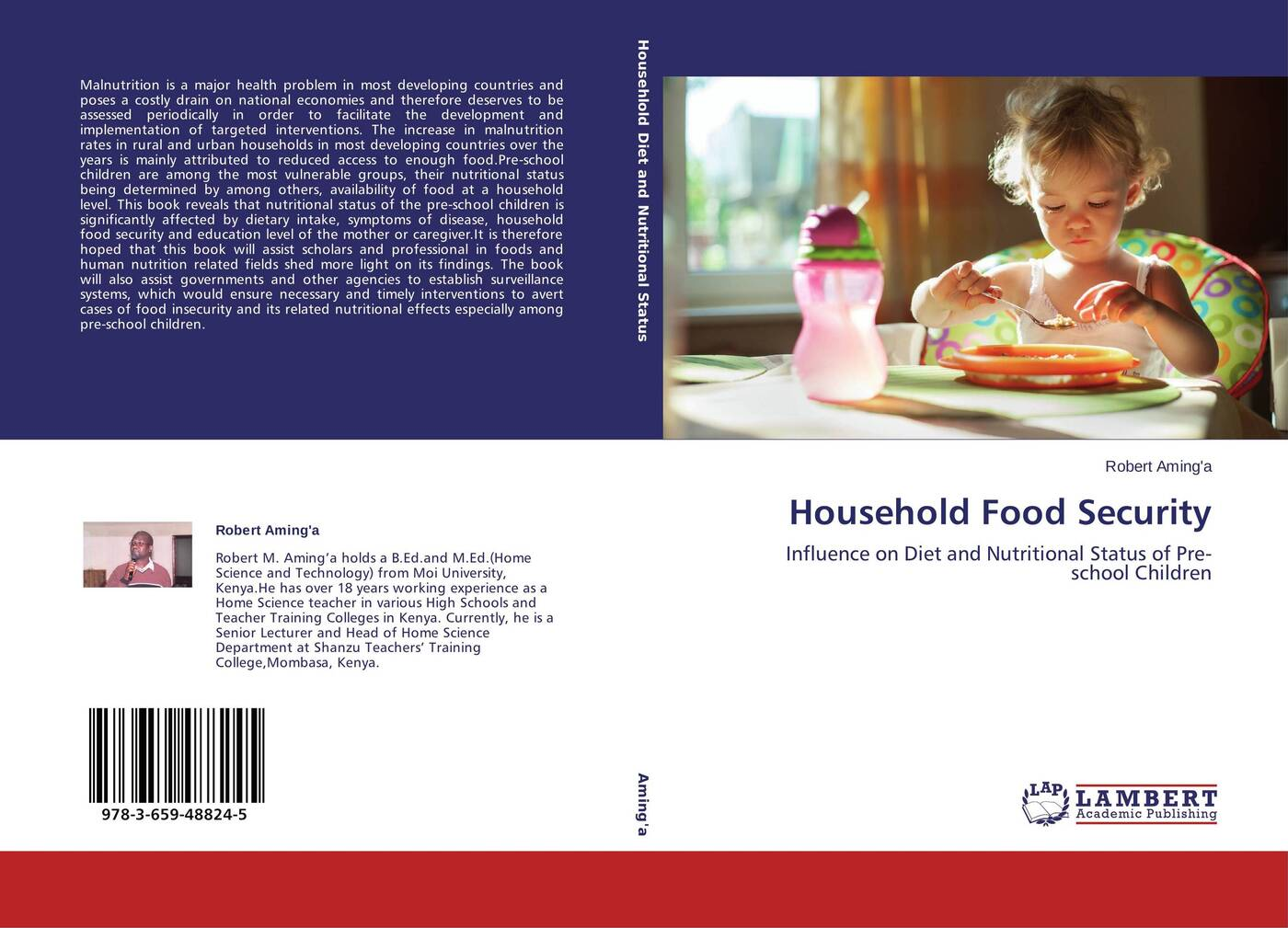 Robert Aming'a Household Food Security women s indigenous knowledge in household food security