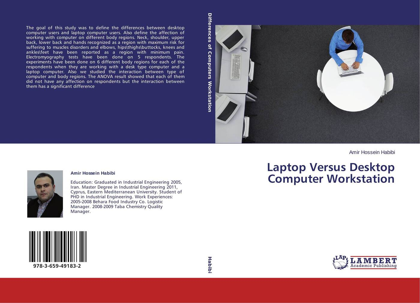 Amir Hossein Habibi Laptop Versus Desktop Computer Workstation 95% new original good working for haier washing machine computer board xqb50 988a on sale