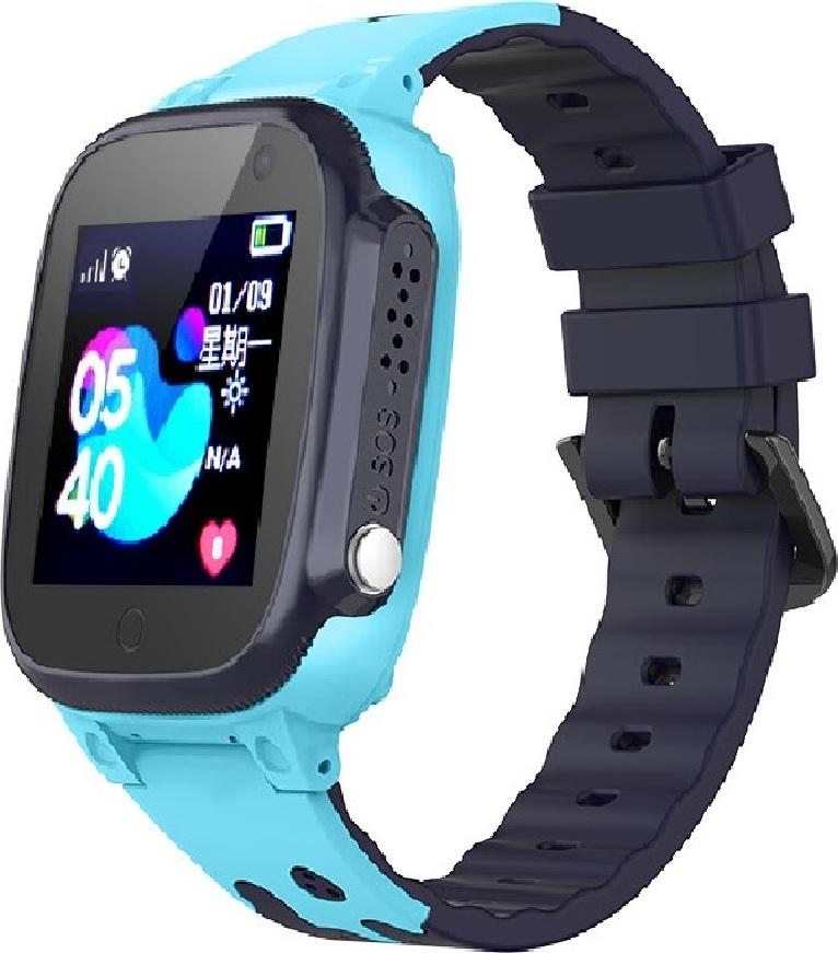 Детские GPS часы Nuobi Q15, Голубой детские часы с gps wonlex gw700s красные