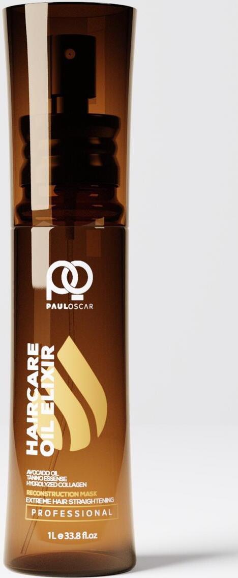 Масло для волос Paul Oscar BRAZILIAN OIL Extra smooth cocktail