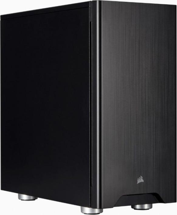 Компьютерный корпус Corsair Carbide Series 275Q CC-9011164-WW Mid-Tower Quiet Gaming Case — Black цена и фото