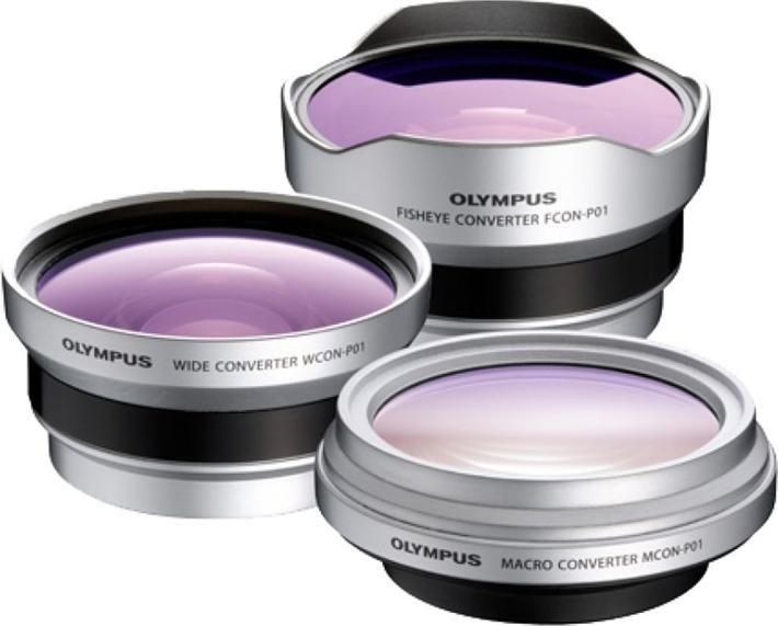 Комплект конвертеров Olympus 3CON-P01