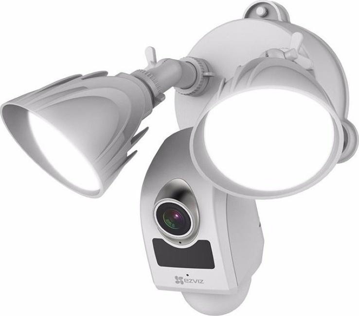 Full HD Wi-Fi камера-прожектор с сиреной EZVIZ LC1