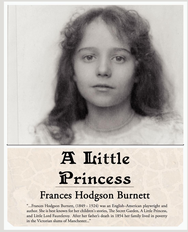 Книга A Little Princess. Frances Hodgson Burnett
