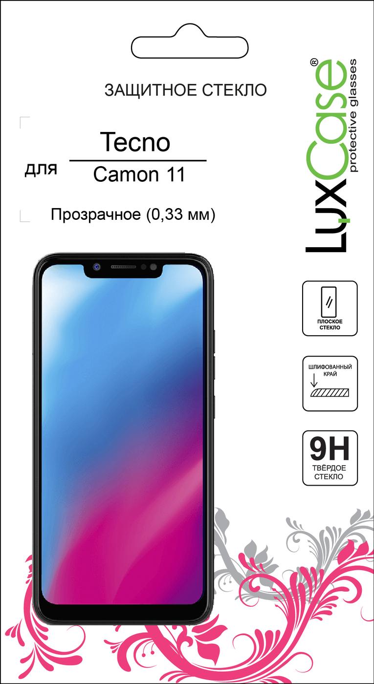 Защитное стекло Tecno Camon 11 от LuxCase
