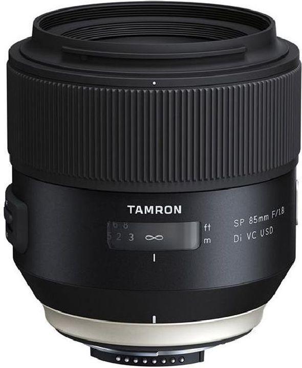 Объектив Tamron SP 85mm F/1.8 Di VC USD для Nikon, черный