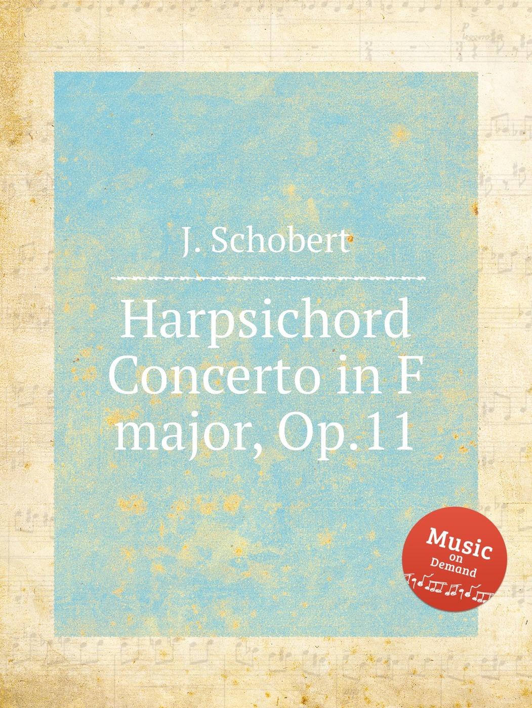Harpsichord Concerto in F major, Op.11