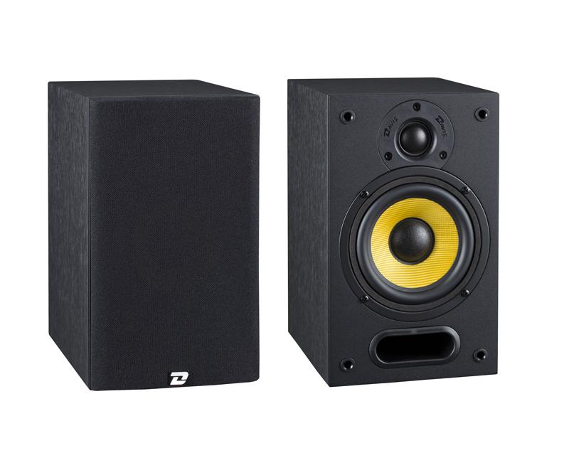 Полочная акустика Davis Acoustics MIA 20 black ash