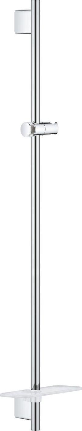 Душевая штанга Grohe Rainshower SmartActive, 26603000, серебристый, 900 мм