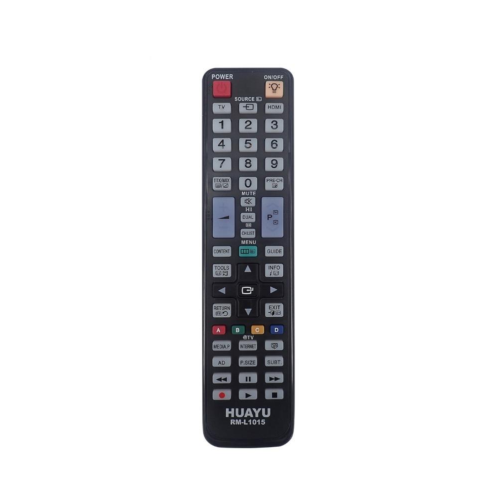 Пульт универсальный Huayu RM-L1015 для Samsung TV