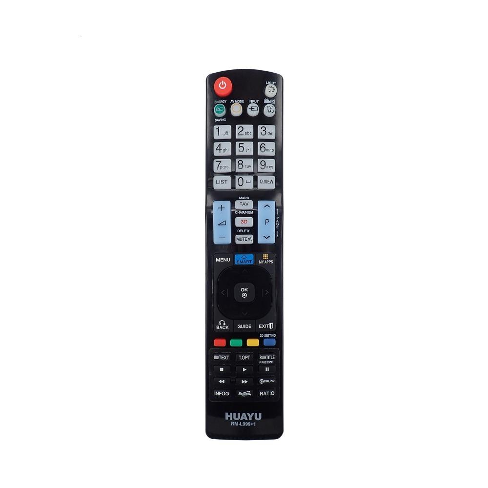 Пульт универсальный Huayu RM-L999+1 для LG TV