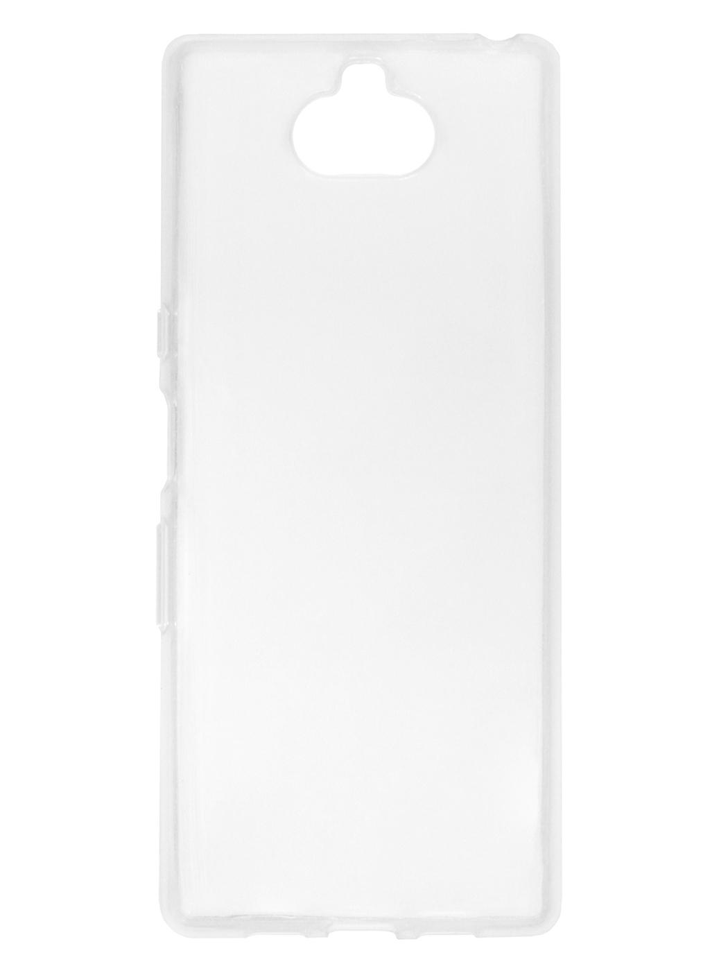Чехол Sony Xperia 10 Plus прозрачный
