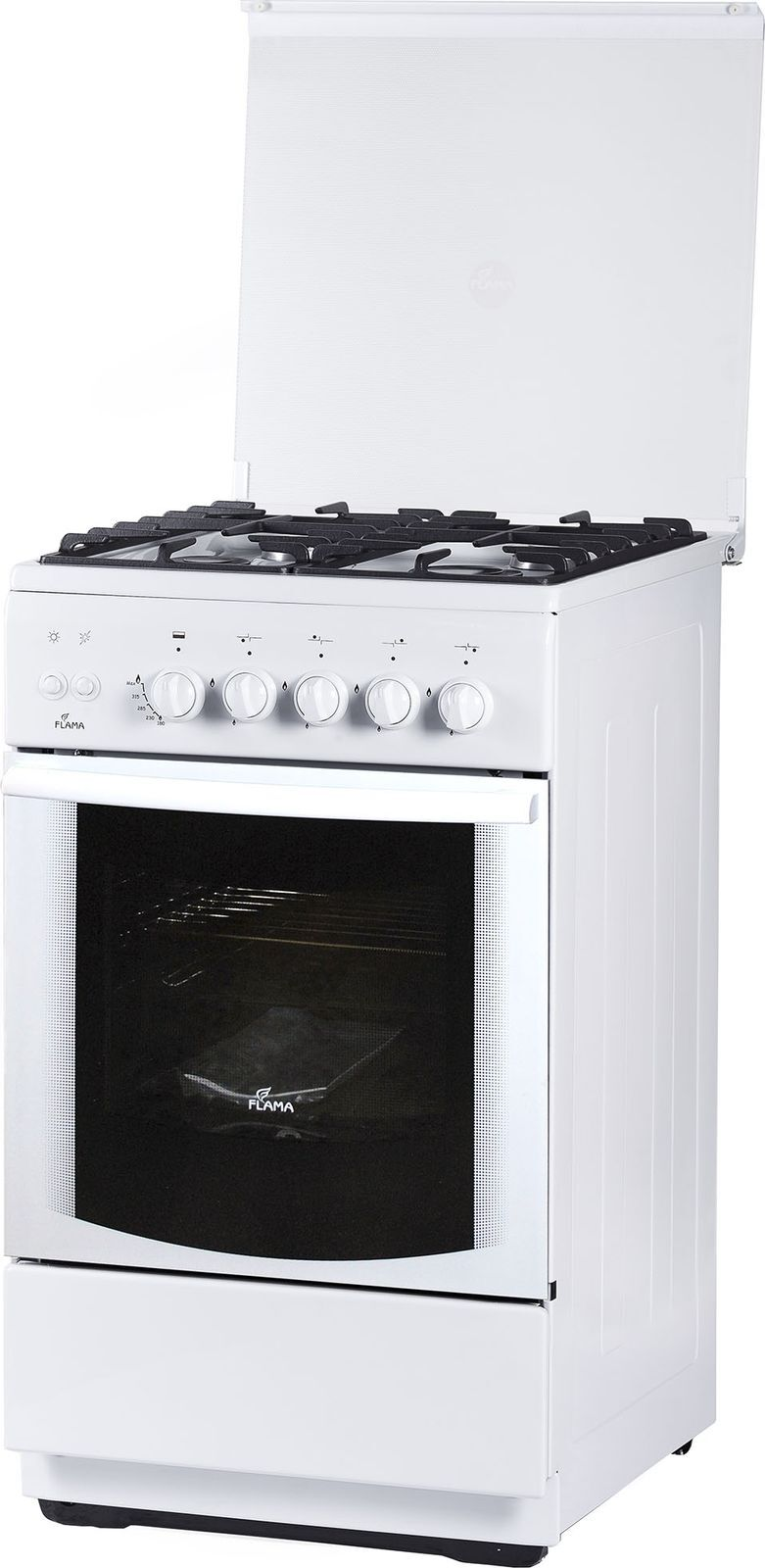 Кухонная плита Flama FG 24228 W, белый