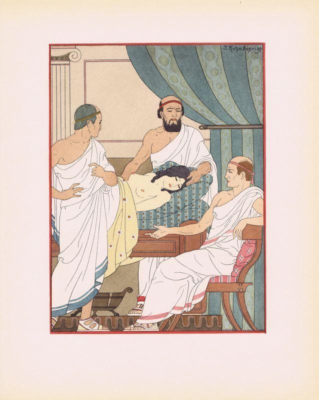 Картинка медицина в древности