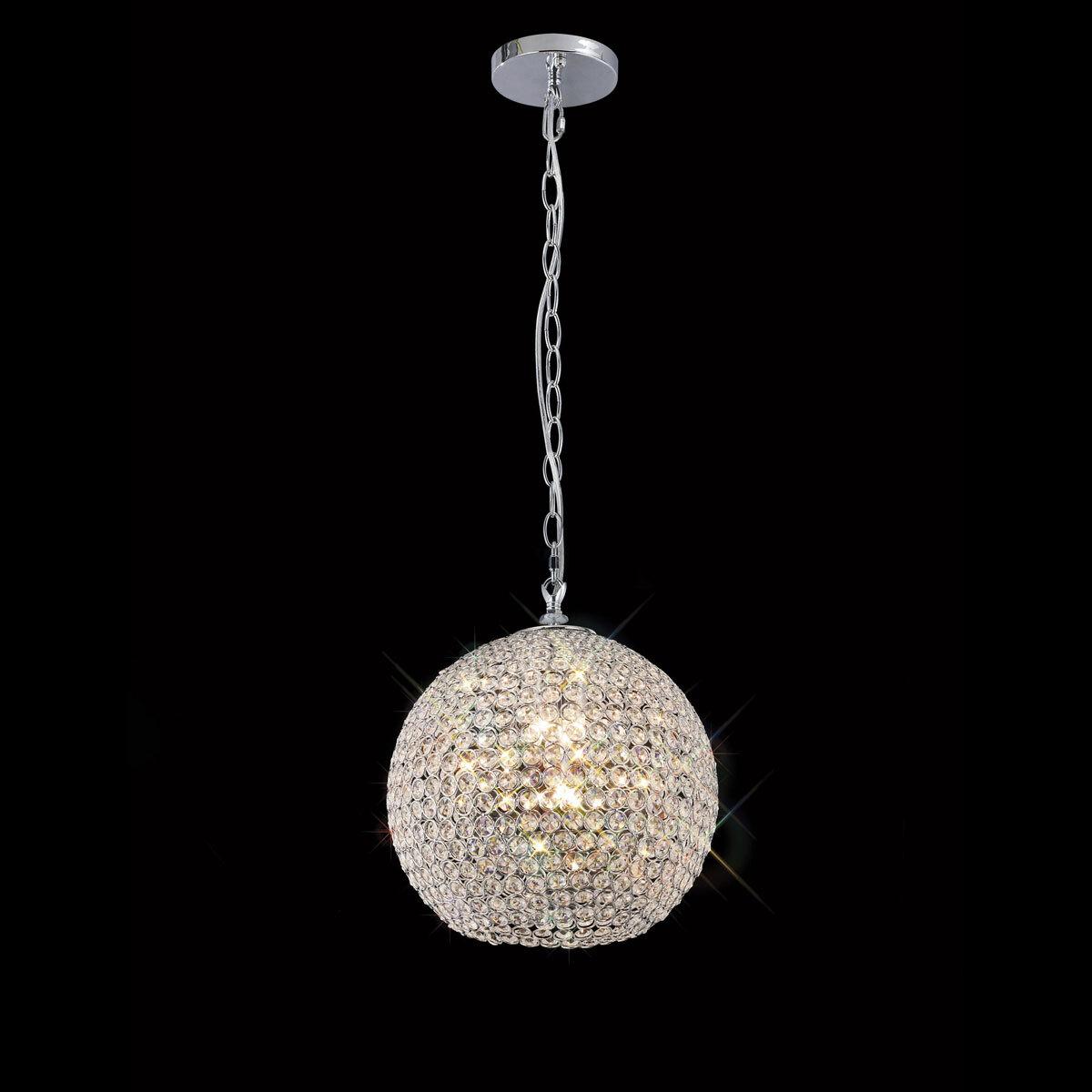 Подвесной светильник Mantra 4601-Mantra, G9, 200 Вт