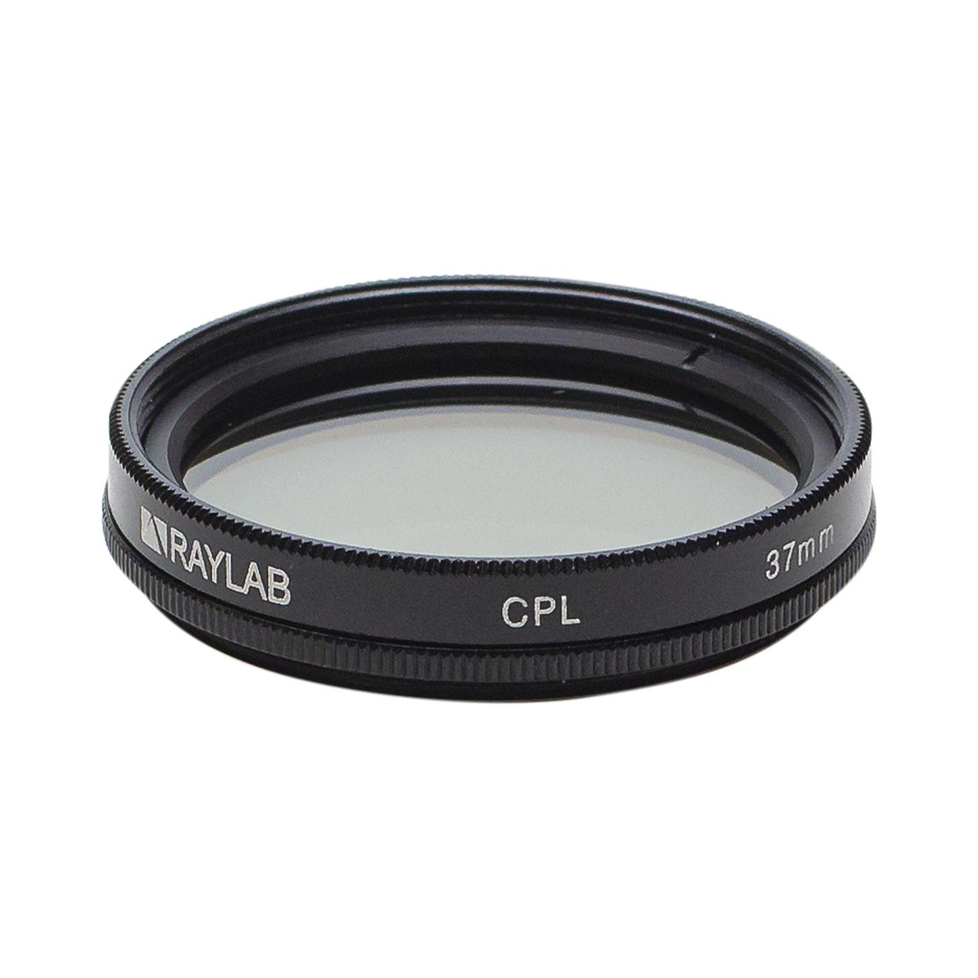 Фильтр поляризационный RayLab CPL 37mm