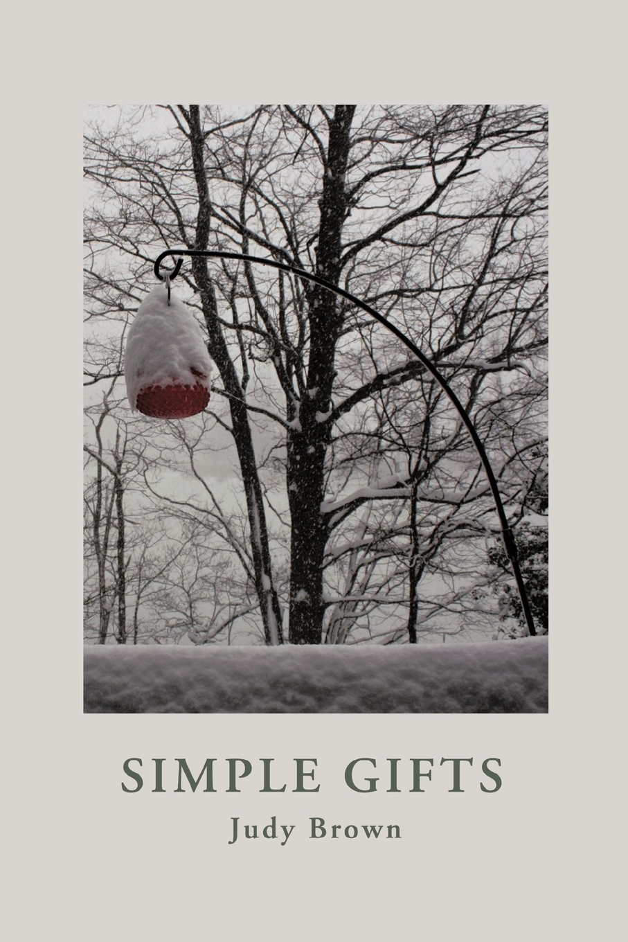 Judy Brown. Simple Gifts
