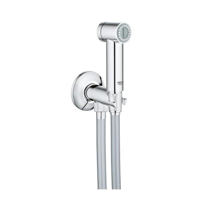 Grohe Sena Душевой набор с гигиеническим душем, душевой шланг Silverflex 1000 мм