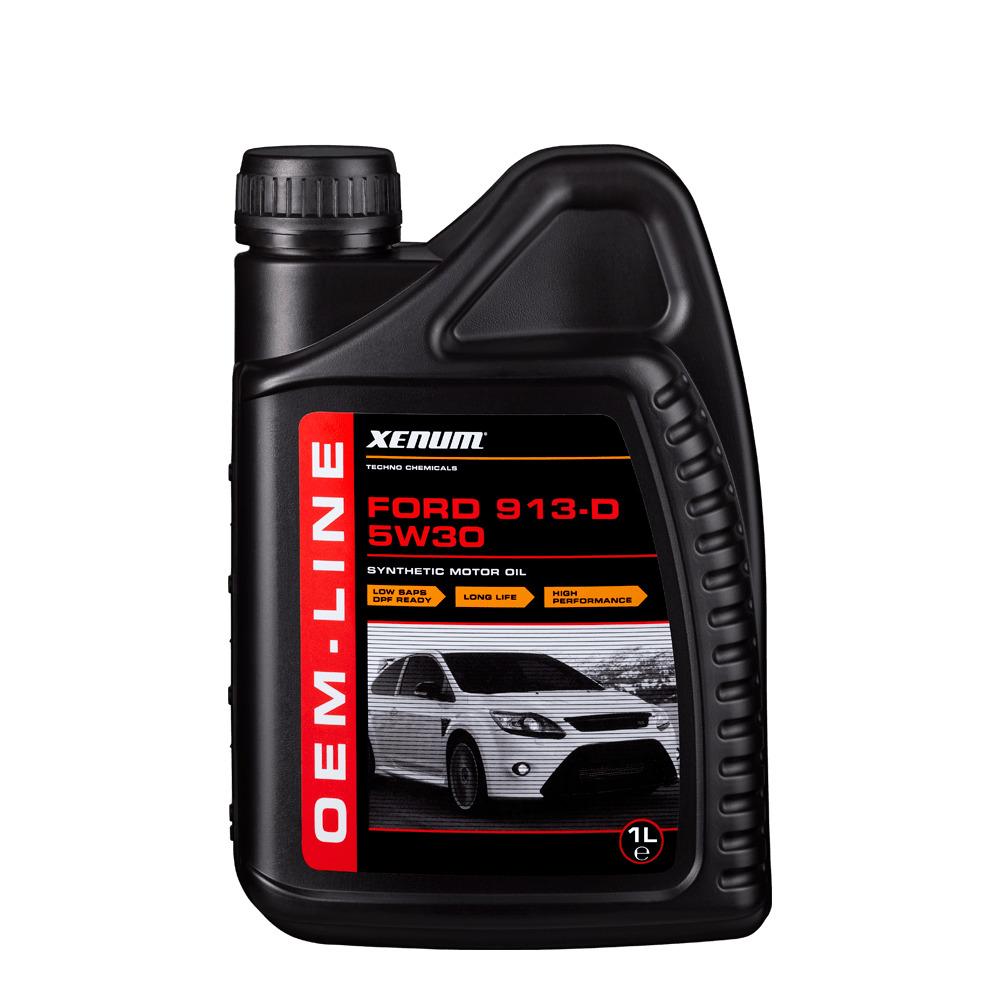 Моторное масло XENUM PRO-F 5W-30 1 л