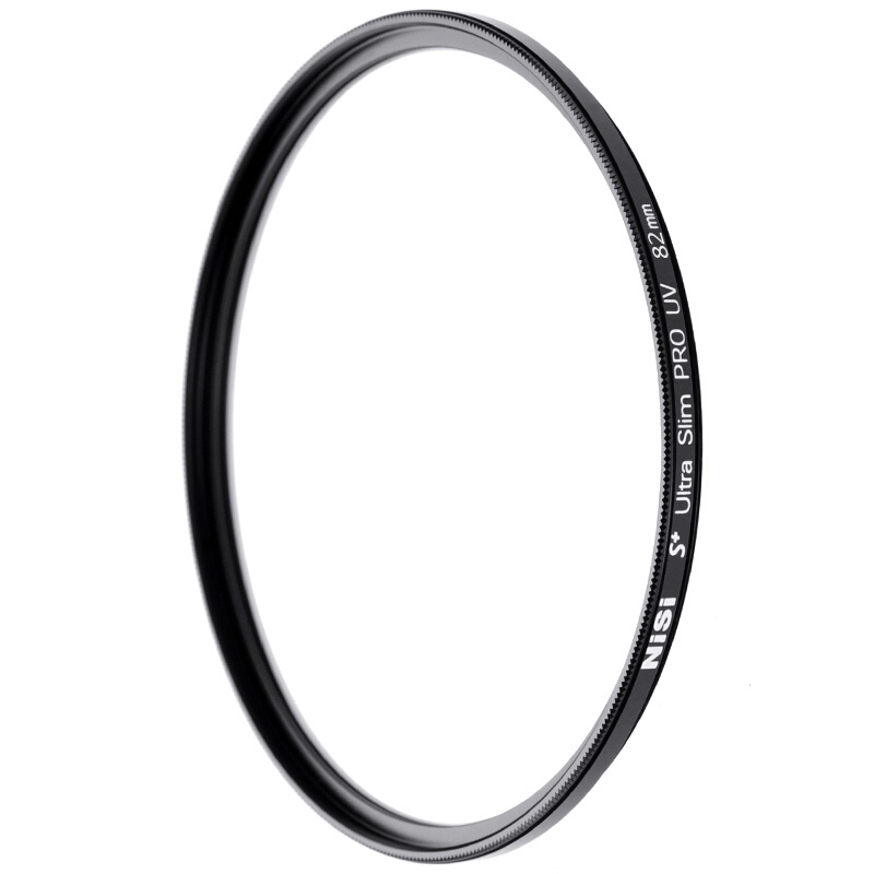 Фильтр для фотокамеры NiSi UV 82mm, черный