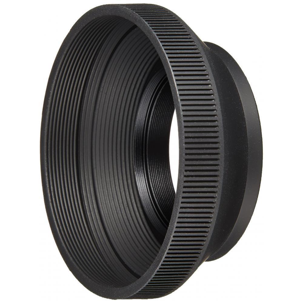 UN Food rubber lens hood 40.5mm black UN-5141