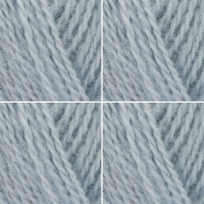 Пряжа ONION Mohair+Wool (Мохер+Шерсть) 2 шт.