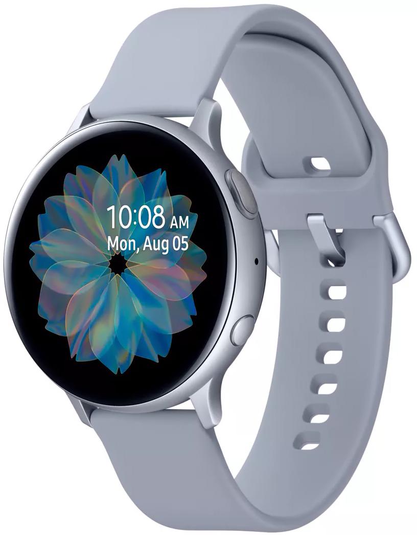 Смарт-часы Samsung Galaxy Watch Active 2 (SM-R820NZSRSER), арктика