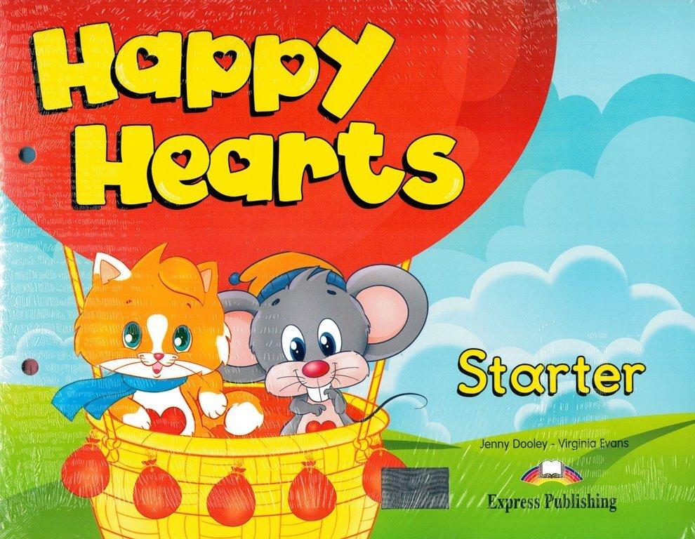 Happy Hearts Starter. Pupil's Book. Учебник