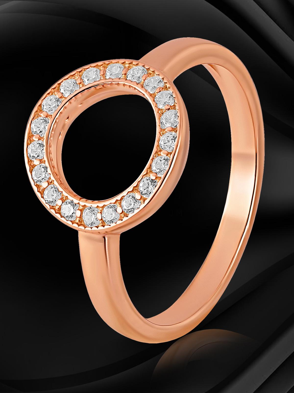 Lucente Кольцо серебряное женское 925 пробы