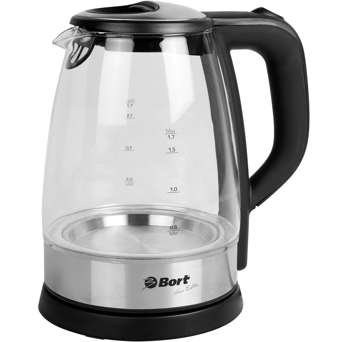 Электрический чайник Bort BWK-2017G #1