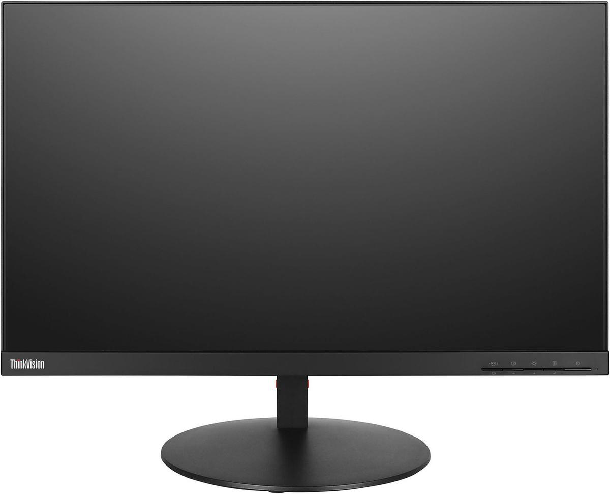 """23.8"""" Монитор Lenovo ThinkVision T24m, черный #1"""