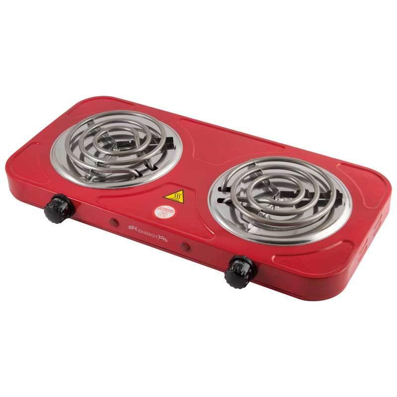 Электрическая Настольная плита Energy EN-904R, красный #1