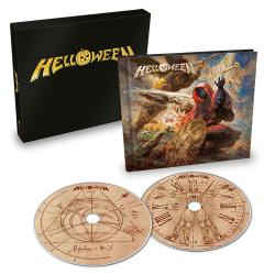 Audio CD HELLOWEEN. Helloween (2CD Mediabook). HELLOWEEN 2021