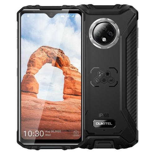 Смартфон Oukitel WP8 Pro черный 64 ГБ купить по низкой цене: отзывы, фото, характеристики в интернет-магазине Ozon