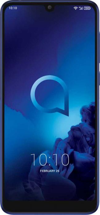 Смартфон Alcatel 3L (2019) 2/16GB, синий