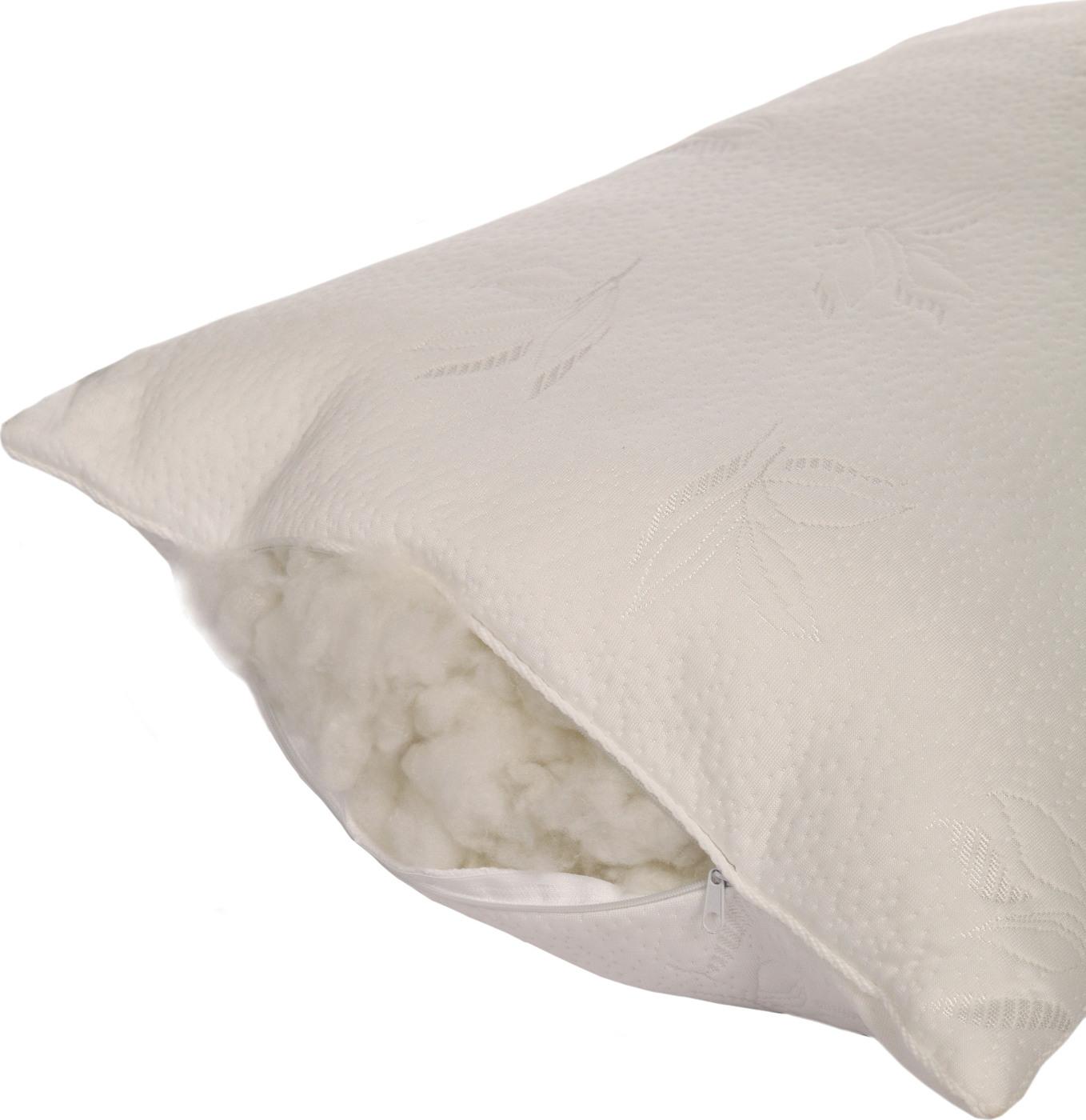 Подушка Smart Textile ЭВКАЛИПТОВАЯ чехол трикотажная ткань. Наполнитель: полиэфирное и эвкалиптовое волокно. Размер: 50*70