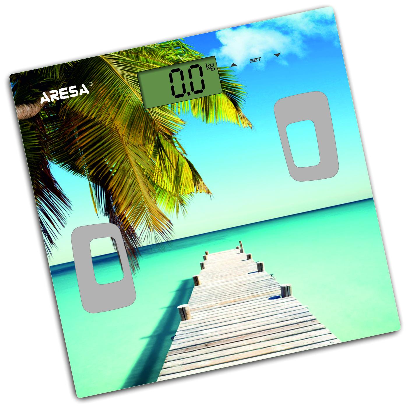 Напольные весы ARESA SB-316