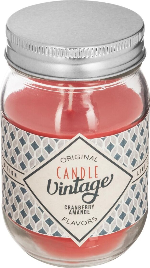 Ароматическая свеча VINTAGE, 205 (гр). бренд Arome Enjoy свеча ароматизированная arome enjoy 136582a