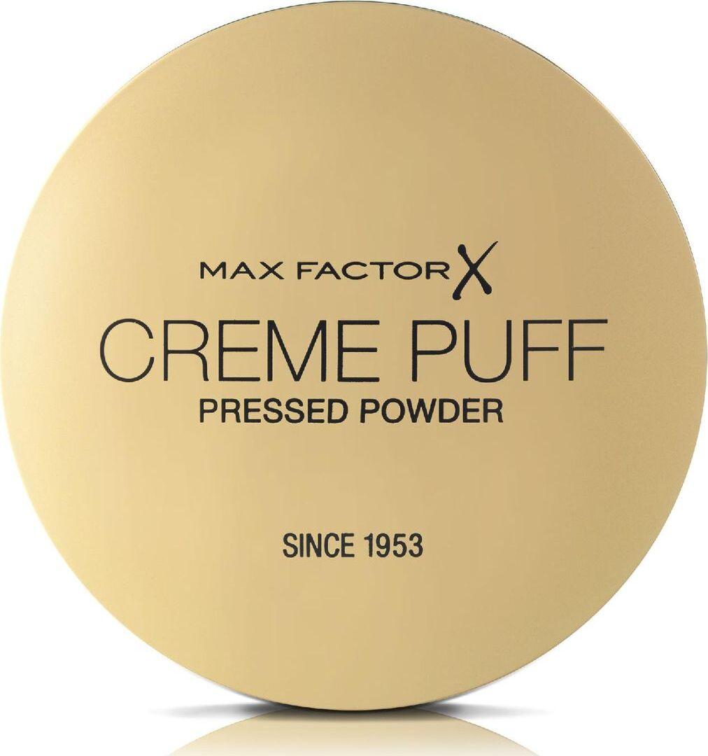 Max Factor Крем-пудра Тональная Creme Puff Powder 50 тон natural 15 мл