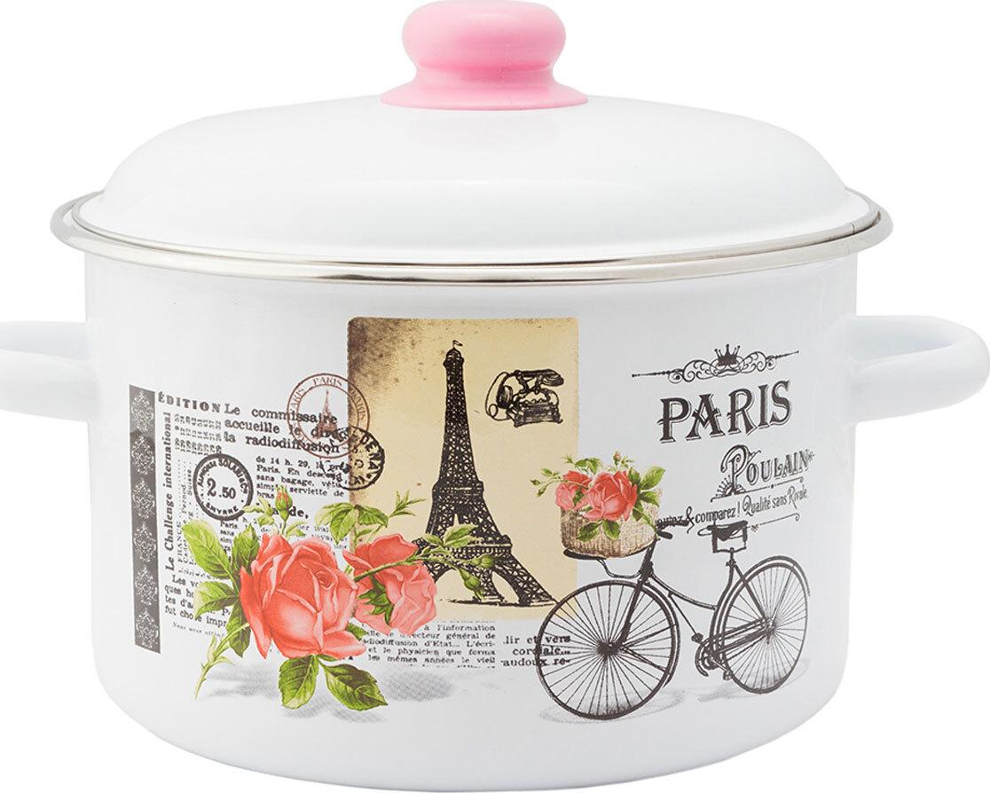 Кастрюля Appetite Париж 1RD201M 4,0 л