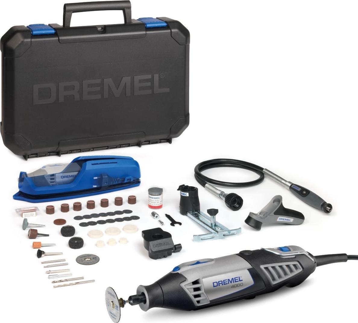 цена на Гравер электрический Dremel 4000-4/65JH