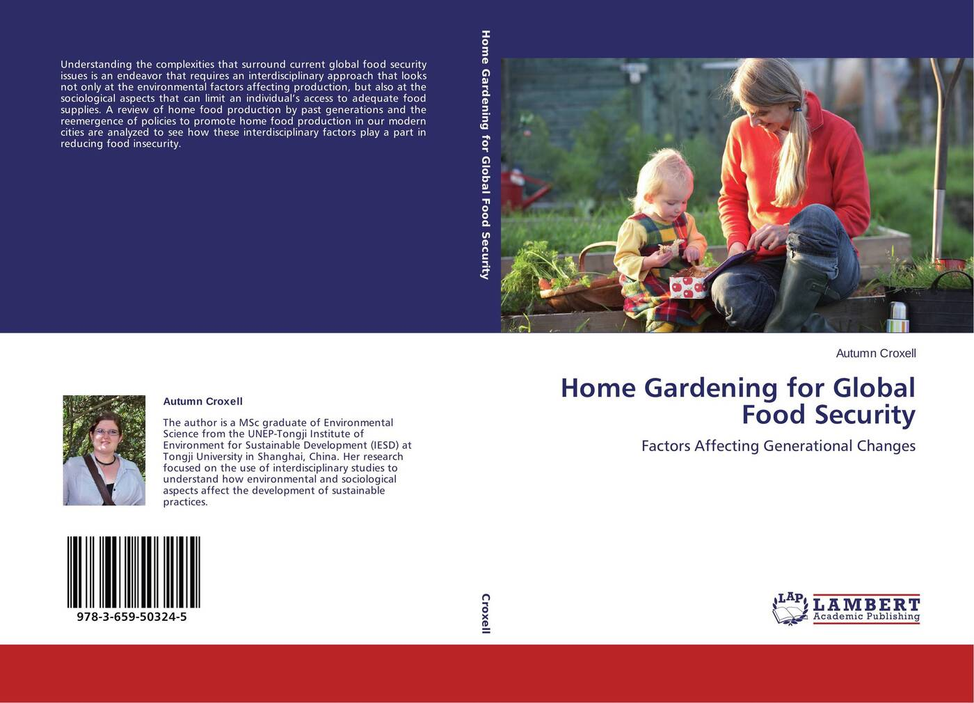 Autumn Croxell Home Gardening for Global Food Security wayne martindale global food security and supply