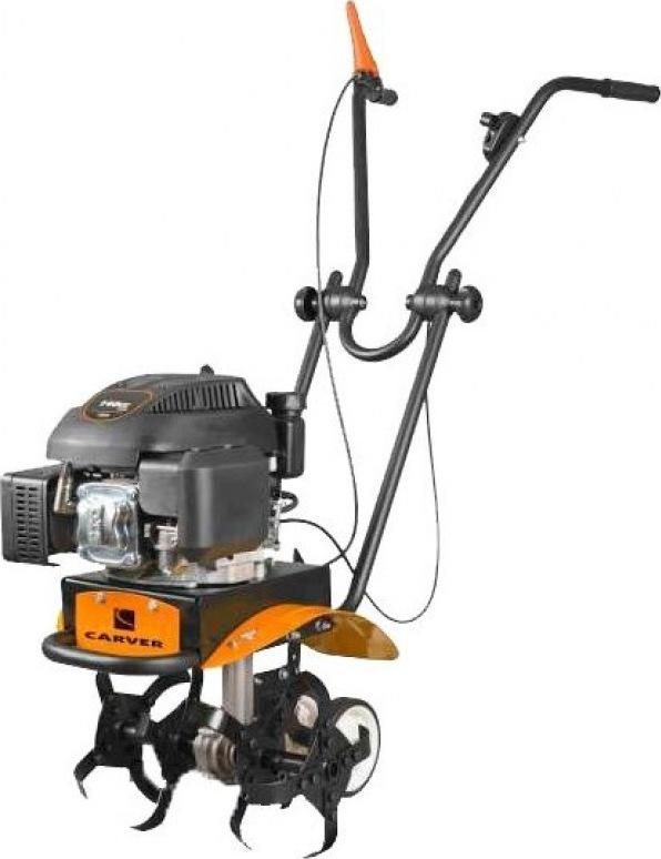 Мотокультиватор CARVER T-550R (5,5 л.с., 4-х такт., реверс, шир. 55 см.)