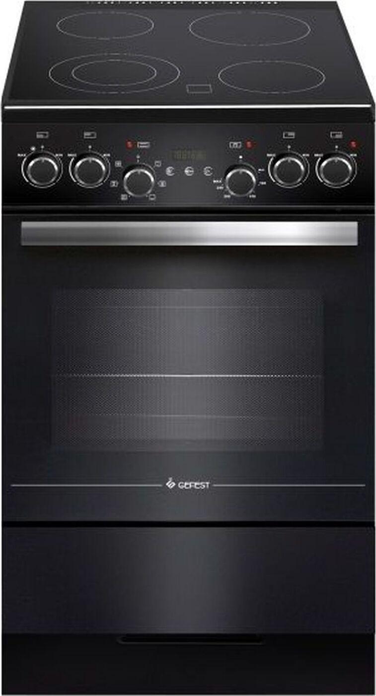 Кухонная плита Gefest 5560-03 0053, черный