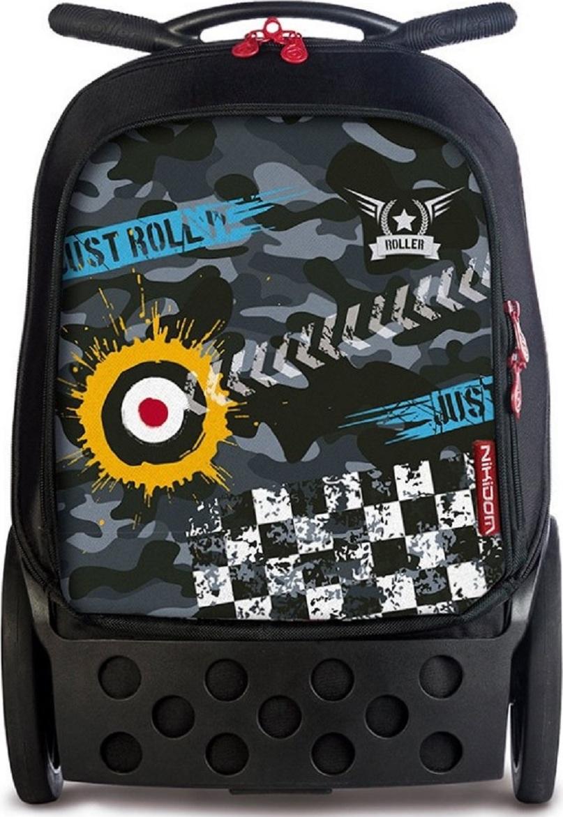 Рюкзак на колесах Nikidom Camo, размер XL