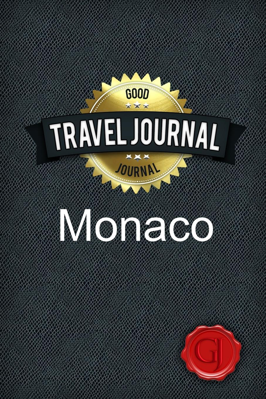 Travel Journal Monaco