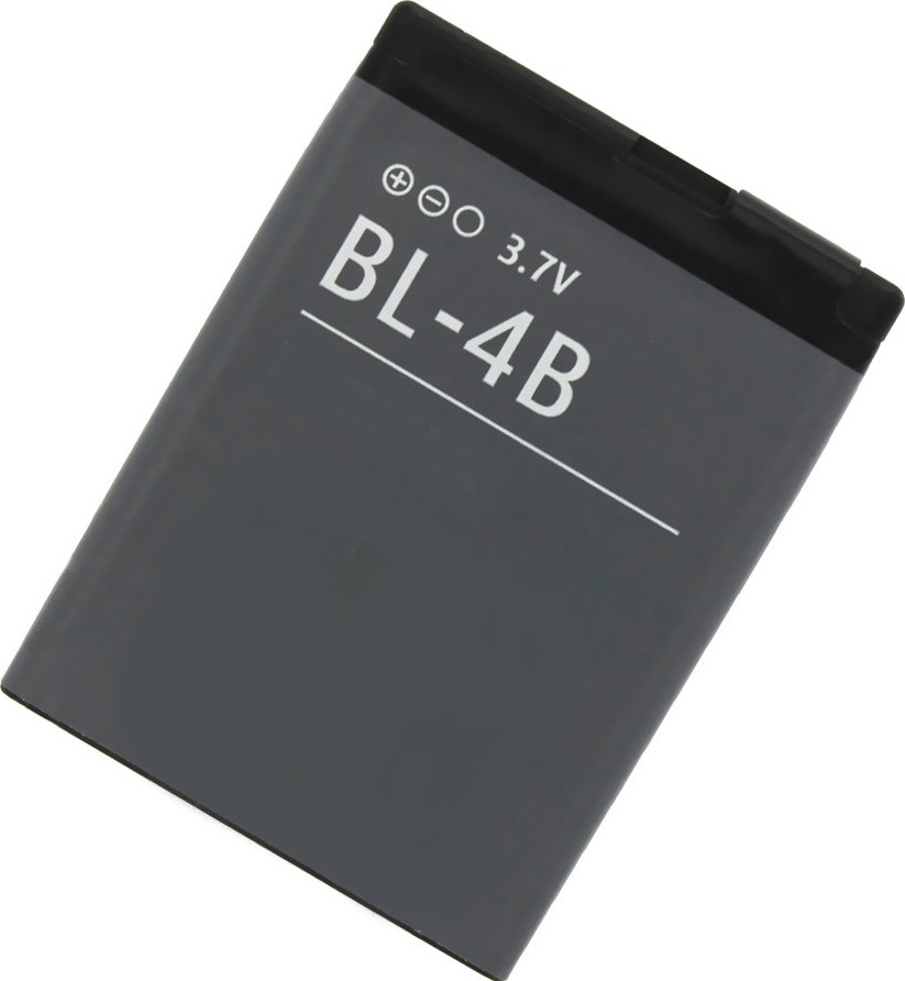 Аккумулятор BL-4B для Nokia 6111, 7370, 7373, N76, 2630, 2760, 5000, 7070 prism, 7500 prism